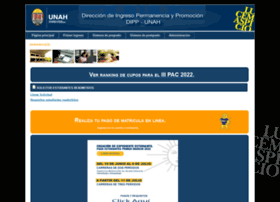Registro.unah.edu.hn