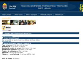 Registro.unah.hn