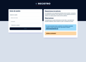 Registro.unitec.edu