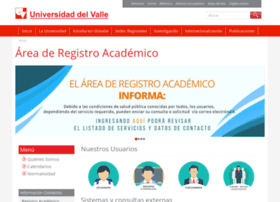 Registro.univalle.edu.co
