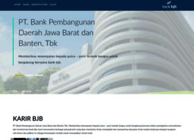 Rekrutmen.bankbjb.co.id