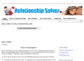 relationshipsolver.com