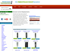 remotecontrolwarehouse.com