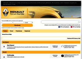 renaultforumserbia.com