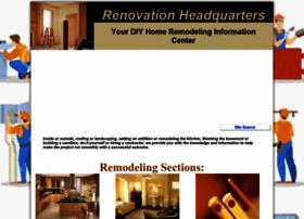 renovation-headquarters.com