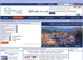 rent-villas-france.com