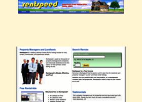 rentspeed.com