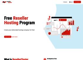 Resellercluster.com