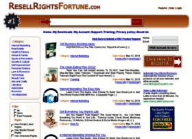 resellrightsfortune.com