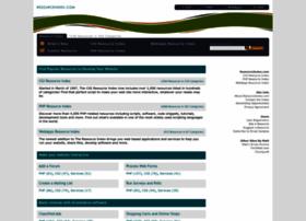 resourceindex.com