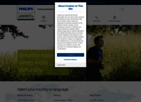 respironics.com