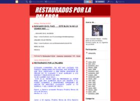 restaurados.blogcindario.com