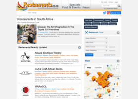 restaurants.co.za