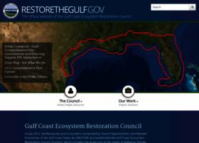 restorethegulf.gov