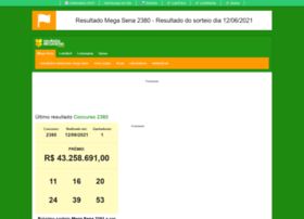 resultadosmegasena.com.br