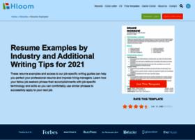 resumebucket.com
