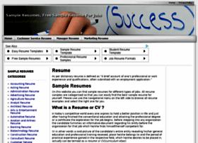 Resumeforjobs.com