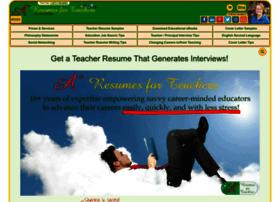 resumes-for-teachers.com