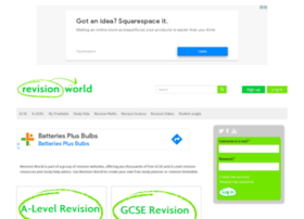 revisionworld.co.uk