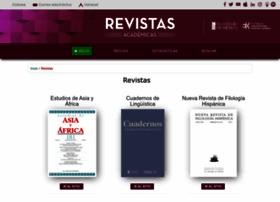 revistas.colmex.mx