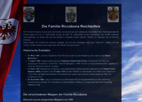 riccabona.info