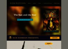 rickriordan.com