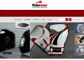 riderwear.net