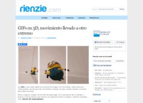 rienzie.com