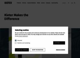Rieter.com