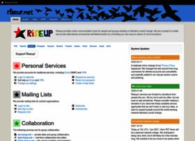 riseup.net