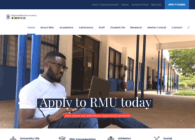 Rmu.edu.gh