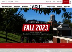 rmu.edu