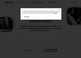 roberthalftechnology.com