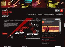 rockampeonatotelcel.com