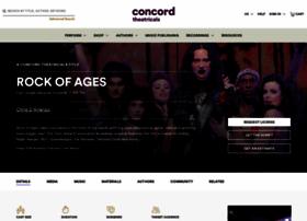 rockofagesmusical.com