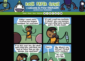 rockpapercynic.com