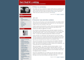 Rodrik.typepad.com