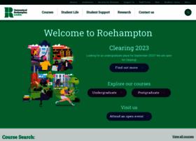 Roehampton.ac.uk