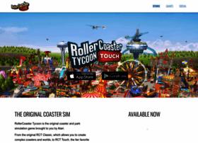 rollercoastertycoon.com
