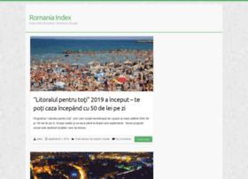 Romaniaindex.ro