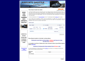 rome.airports-shuttle.com