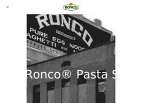 Roncorecipes.com