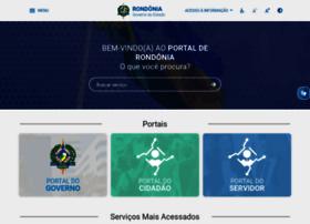 rondonia.ro.gov.br