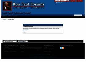 ronpaulforums.com