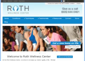 rothwellnesscenter.com