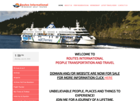routesinternational.com