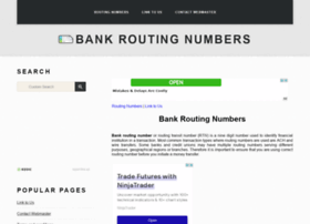 routingnumbers.org