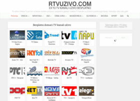 rtvuzivo.com