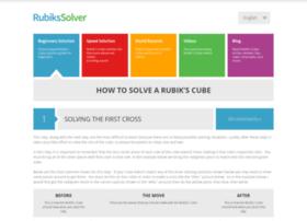 rubikssolver.com