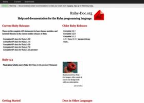ruby-doc.org